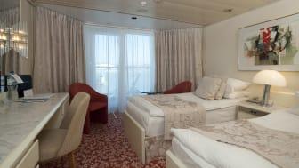 Balmoral Superior Balcony Room