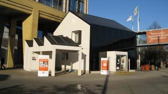 One Tonne Life-huset i Göteborg