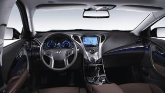 Hyundai Grandeur interiør