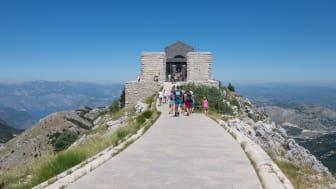 Njegoš Mausoleum – et av Montenegros mest besøkte turistmål