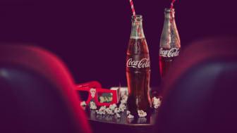 Finnkino yhteistyöhön Coca-Colaa valmistavan Sinebrychoffin kanssa