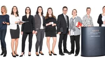 Team der Rechtsanwälte Aslanidis, Kress & Häcker-Hollmann