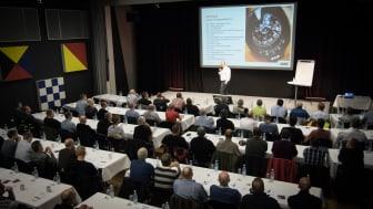 ESVAGT har gennemført 3 seminarer for skibsofficererne hen over efteråret 2015.