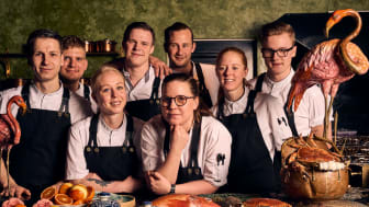 MJ's Frida Nilsson utsedd till årets kvinnliga kock