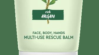 GARNIER BIO rescue balm -hoitovoide 50ml kasvojen, vartalon ja käsien kuiville alueille