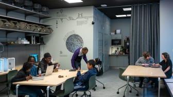 TechTensta - en fysisk mötesplats och en digital skaparverkstad
