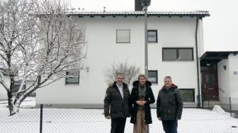 Das Ende der nächtlichen Finsternis: Gemeinde Tüßling rüstet knapp 400 Straßenleuchten auf LED-Beleuchtung um