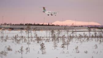 BRA skal fly sommerruter til Scandinavian Mountains Airport