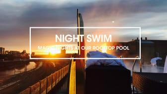 Night Swim at Selma!
