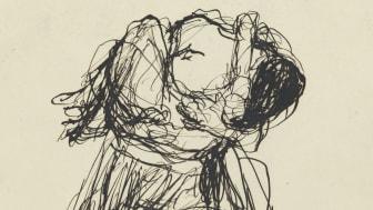 En sjelden mulighet til å oppleve Vigelands tegninger. (Foto: Vigeland-museet)