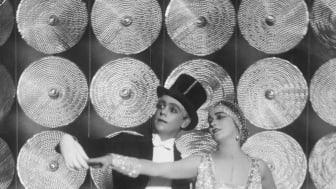 Jean Börlin och Edith von Bonsdorff i Relache, 1924