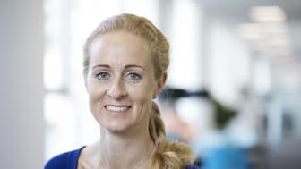 """""""Corona, sikkerhed og sundhed har Nestlés første prioritet. Derudover har vi i første kvartal set, at danskerne i den grad har taget Starbucks til sig i de danske butikker,"""" siger Henriette Kjær Schmidt, landechef i Nestlé Danmark."""
