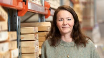 Maria Andersson, Supply Chain Director, Kesko Sverige
