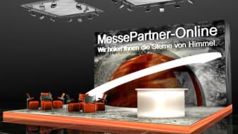 Messestand mieten / Eyecatcher  © Dein Service GmbH