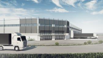 Nyproducerade lager & logistiklokaler om ca 20 000 m2 i Enköping