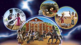 Mit dem neuen PLAYMOBIL – Adventskalender Zurück in die Zukunft und direkt in den Advent!