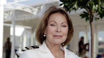 """Bekannt als Chefstewardess Beatrice in der ZDF-Reihe """"Das Traumschiff"""": Heide Keller"""