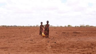 Barn i Kenya