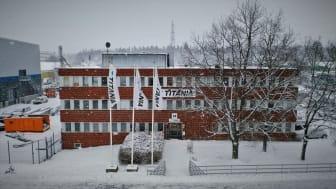 Fastigheten Lärpojken 4 i Eriksbergs industriområde, Botkyrka Kommun.