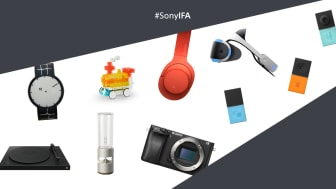 Новинки Sony будут представлены на пресс-конференции 1 сентября