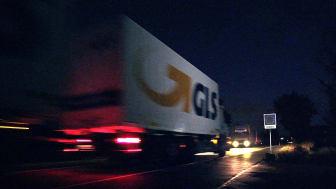 GLS linehaul på vej til grænsen
