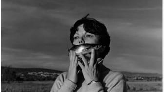 © Graciela Iturbide, self-portrait in the country, 1996