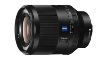 Sony выпускает полнокадровый объектив FE 50 мм F1,4 ZA с фиксированным фокусным расстоянием