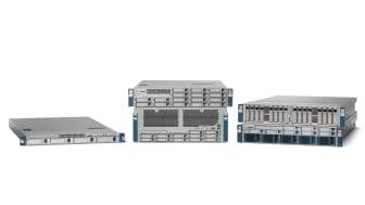 """Cisco tar nio """"VM-guld"""" för snabbaste servrar"""