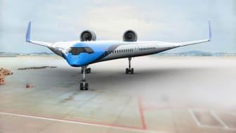 KLM: Flying V