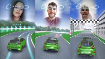 Kør mod dine venner i Puma ST Racing Game