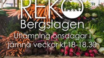 Premiär i Lindesberg för REKO Bergslagen