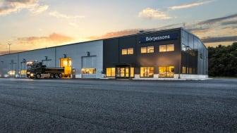 Ny anläggning i Kristianstad byggs och Malmberg Geoenergi levererar värme/kylsystemet