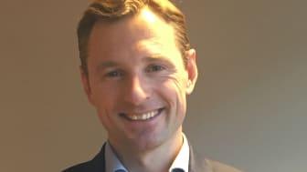 Andreas Gottlieb, ny Försäljningsdirektör för Best Western, Skandinavien