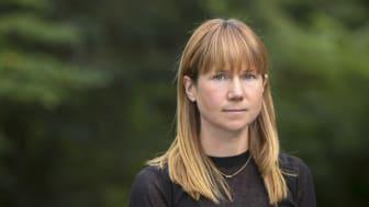 Johanna Rickne, Institutet för social forskning, är en av sju framstående forskare vid Stockholms universitet som får årets Wallenberg Academy Fellows. Foto: Markus Marcetic © Knut och Alice Wallenbergs Stiftelse Kungl. Vetenskapsakademien