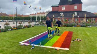 Dags för årets Pride i Lidköping 7-12 september