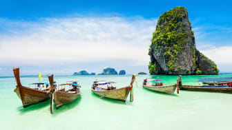 Enjoy the Best of the Far East in 2015