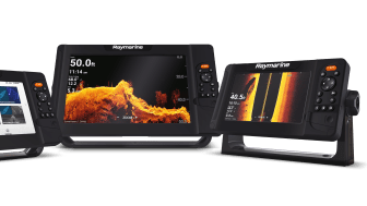 NEW Raymarine Element Sonar/GPS delivers top technologies with speed and simplicity