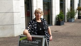 euro-scene Leipzig - Festivaldirektorin Ann-Elisabeth Wolff - Foto: Emilia Caruso