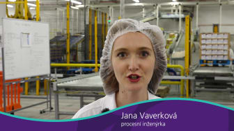 Slavnostní otevření továrny v Opavě - CZ verze
