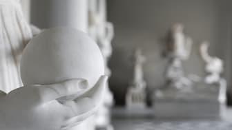 Den tänkande handen. Vårutställning på Kungliga Slottet