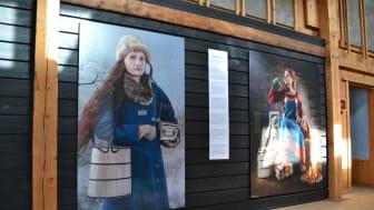 Birka Vikingastadens nya utställning