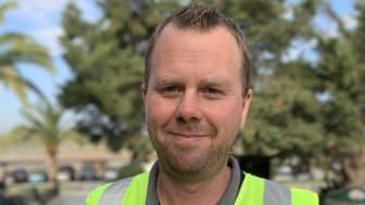 Magnus Rundberg från Hässleholm har gjort bra ifrån sig under Caterpillar Operator Challenge och ser ut att nå en placering i toppen om sista deltävlingen går bra.