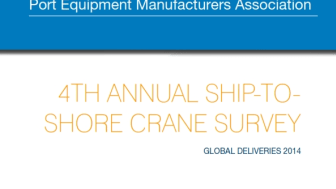 PEMA releases global market surveys on 2014 port equipment deliveries