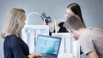 Teknikprogrammet på Sundsta-Älvkullegymnasiet har hela 215 förstahandssökande. Foto: Tommy Andersson.