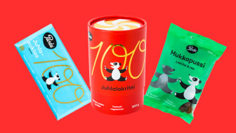 Satavuotias Panda suojelee Suomen soita yhdessä Hiilipörssin kanssa ─ Vaajakoskella pussitetaan nyt hävikkiherkutkin
