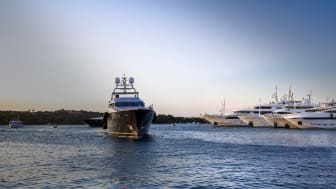 Inmarsat's Fleet Xpress service is providing more superyachts with reliable, global connectivity