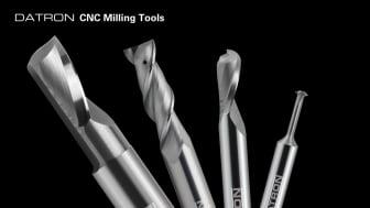 Vid höghastighetsfräsning är det extra viktigt att man använder verktyg av hög kvalitet.