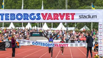 Göteborgsvarvet lockar publik och turister till Göteborg