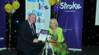 Local whippet receives regional recognition