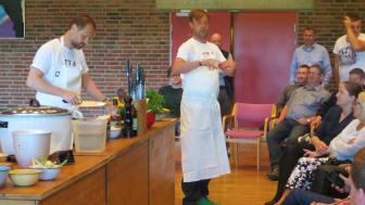 ESVAGT forårsseminar: Sikkerhed, netværk, kokkeinspiration og stand-up